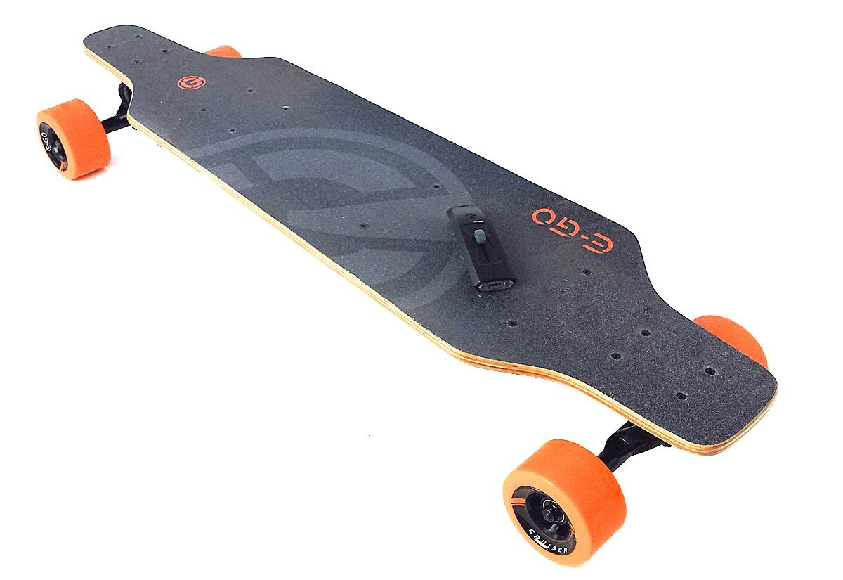 Yuneec E Go Electric Skateboard Review Longboards