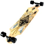 Atom Longboards Bamboo Drop Through Longboard Review