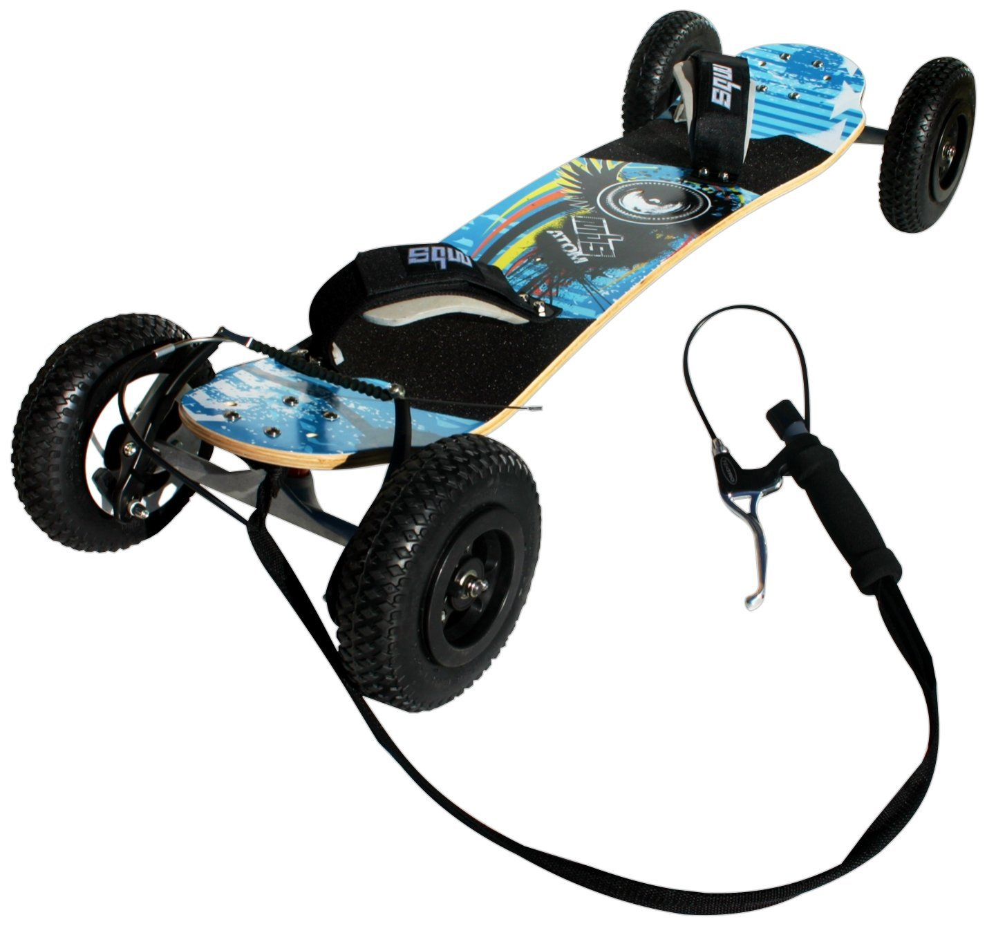 Atom 95x mountainboard