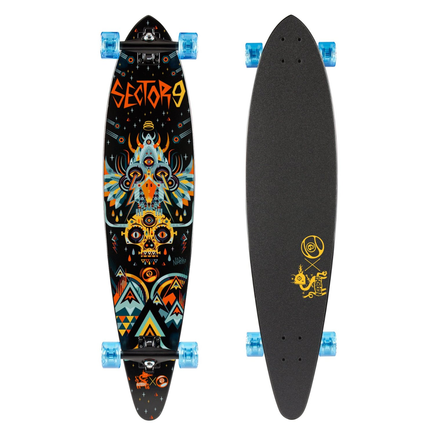 sector 9 cosmos review review longboards