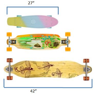 best-cruising-longboards-length