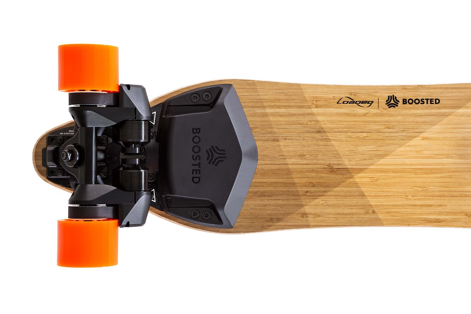 boosted dual electric skateboard